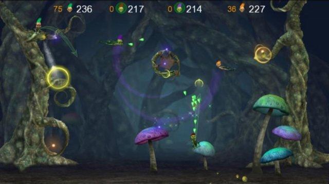 Wik: Fable of Souls screenshot