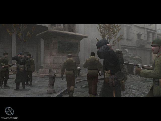 Commandos: Strike Force screenshot