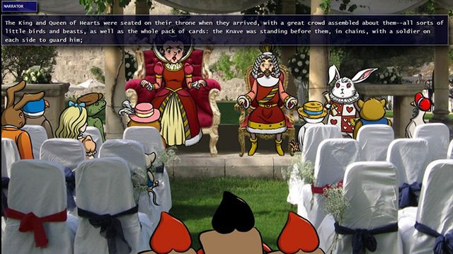 Disney. Алиса в Стране Чудес screenshot