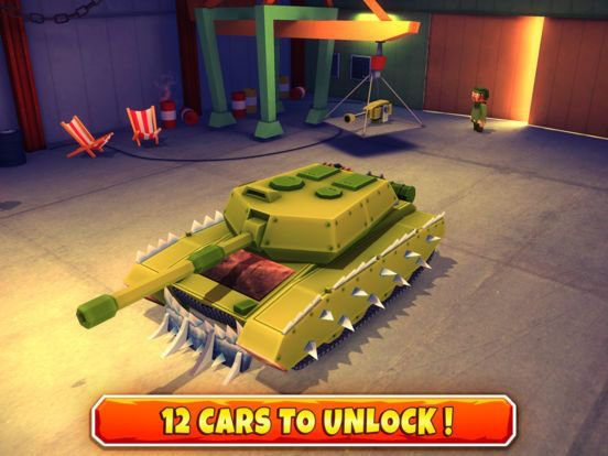 Zombie Safari screenshot