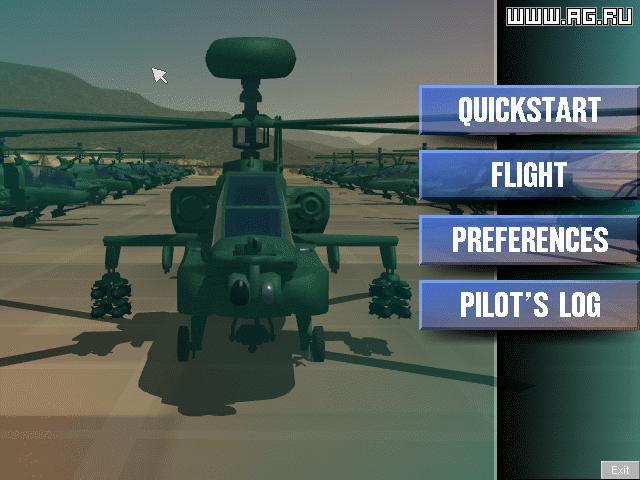 AH-64D Longbow screenshot