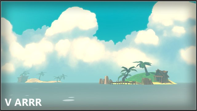 V ARRR screenshot