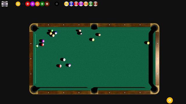 9 Balls screenshot