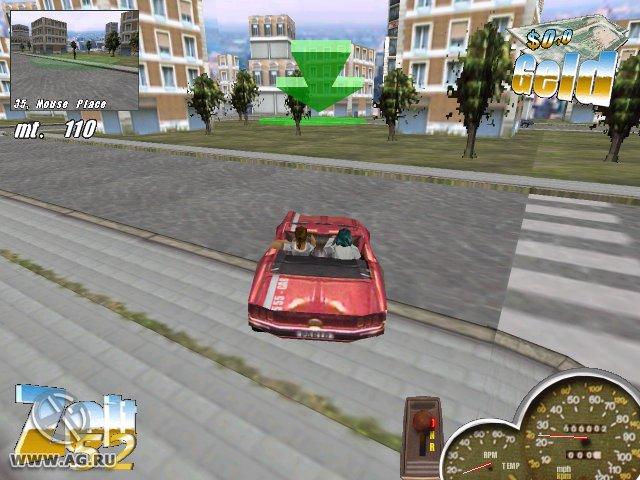 Super Taxi Driver screenshot