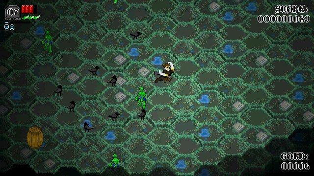 Space Ghost Pirate Zombie Slayer screenshot