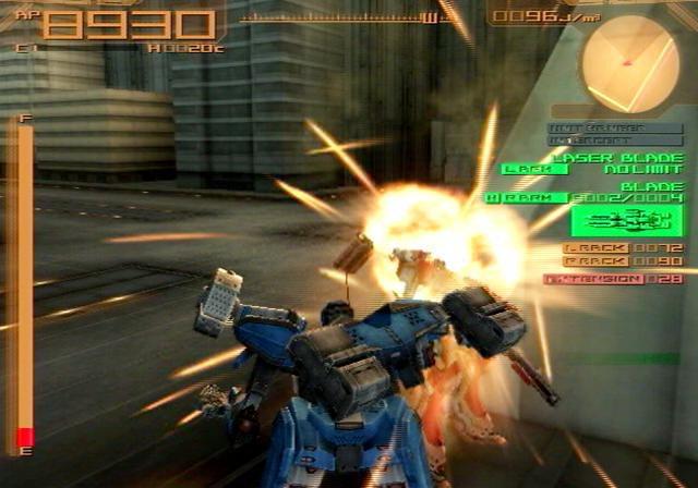 Armored Core: Last Raven screenshot