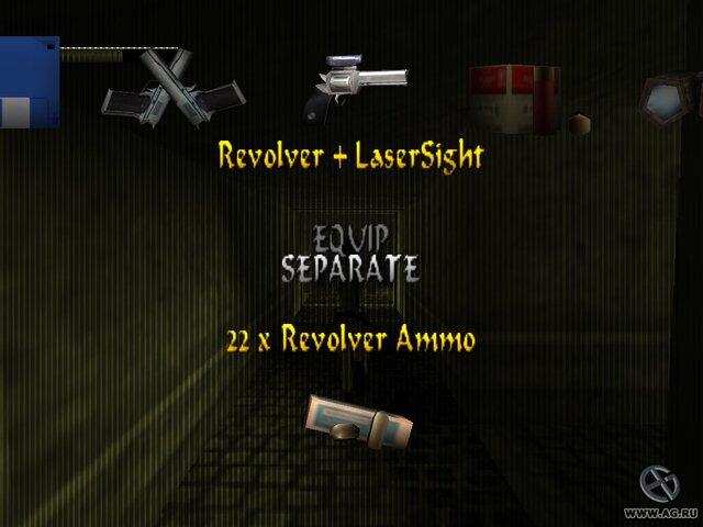Tomb Raider Chronicles screenshot