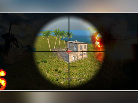 Blackout Sniper Shooter: Real Army Shooting War screenshot