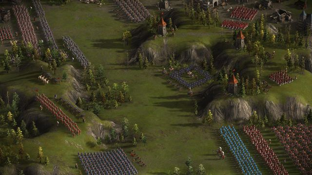 Cossacks 3: Digital Deluxe Upgrade screenshot