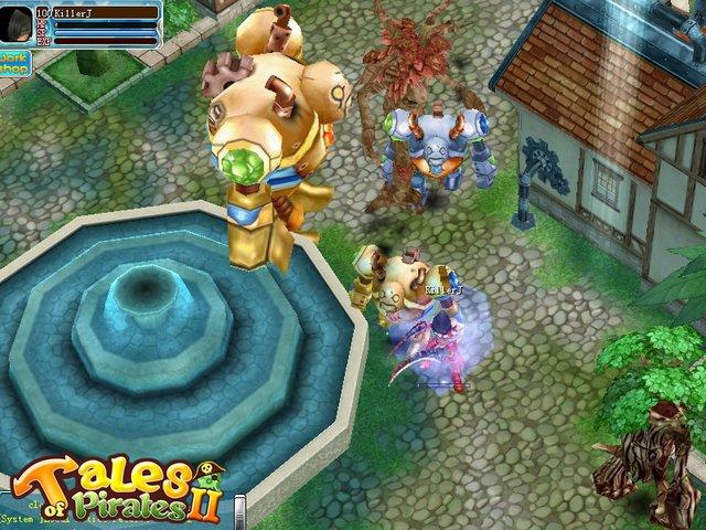Tales of Pirates II screenshot