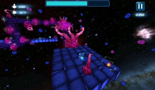 Deep Blue screenshot