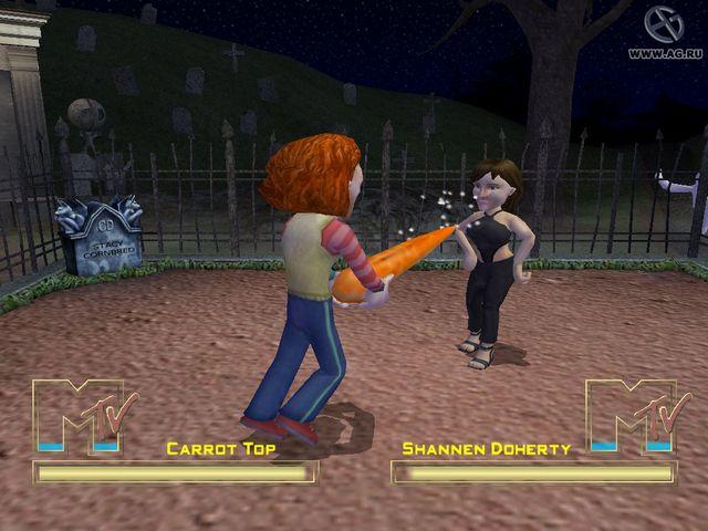 MTV's Celebrity Deathmatch screenshot