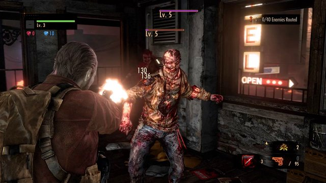 RE Revelations 2 screenshot