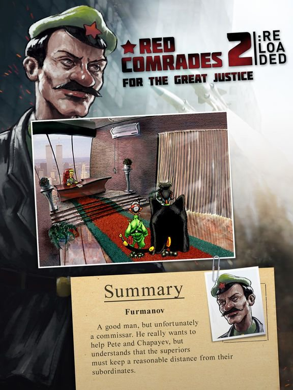 Red Comrades 2 screenshot