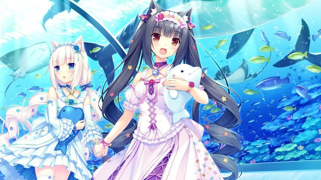 NEKOPARA Vol. 1 screenshot
