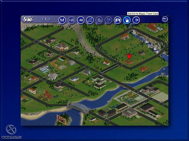 The Sims: Makin' Magic screenshot
