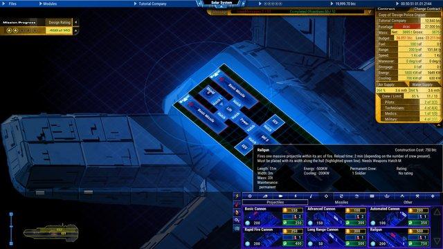 Starship Corporation screenshot