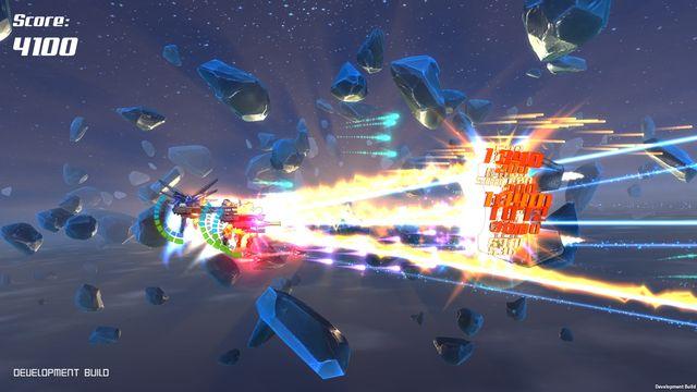 Stardust Galaxy Warriors screenshot
