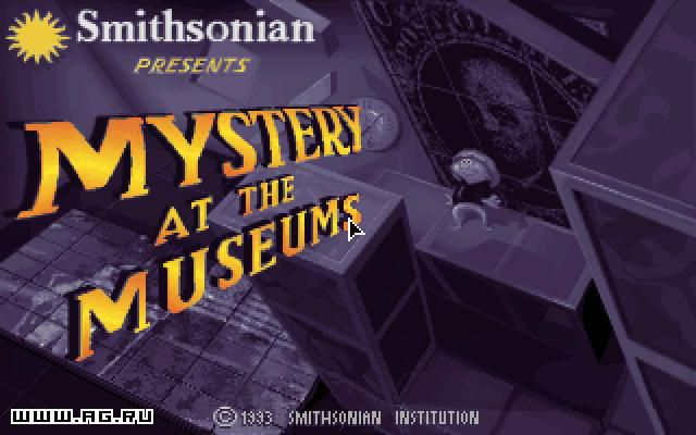 Mystery at the Museums screenshot