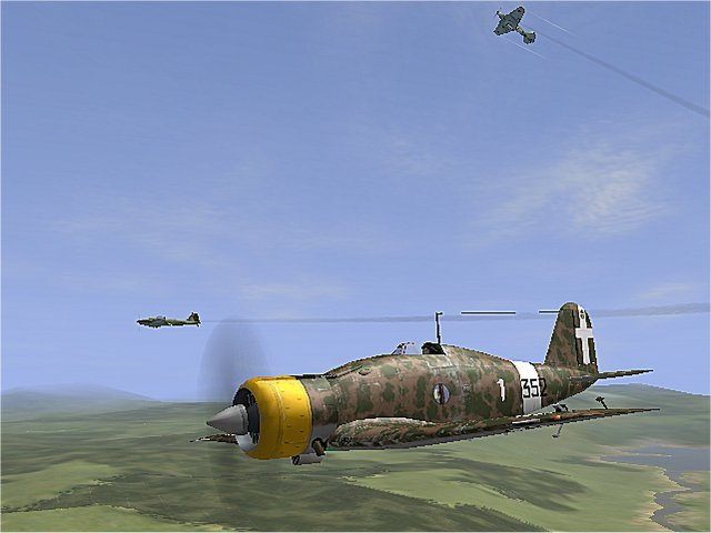 IL-2: Forgotten Battles Ace Expansion Pack screenshot