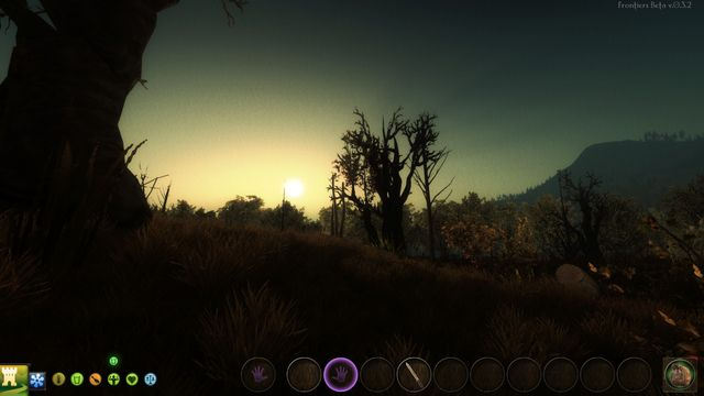 FRONTIERS screenshot