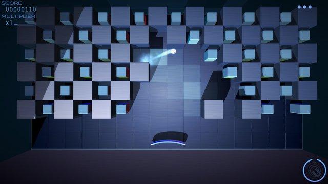 Grey Cubes screenshot