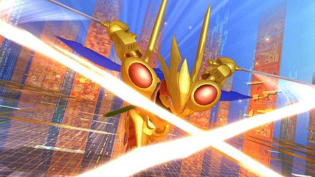 Digimon Story Cyber Sleuth: Hacker's Memory screenshot