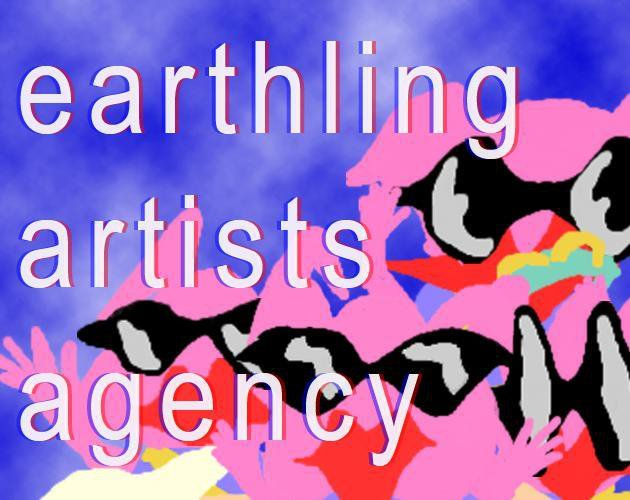 Earthling Artists Agency screenshot