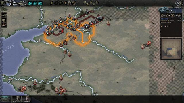 Unity of Command screenshot