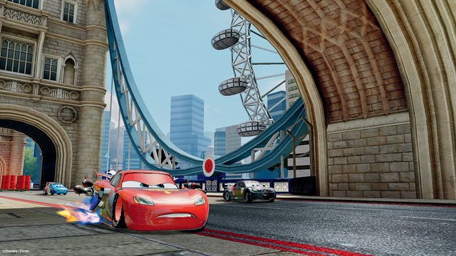 Disney•Pixar Cars 2: The Video Game screenshot