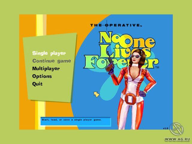 The Operative: No One Lives Forever screenshot