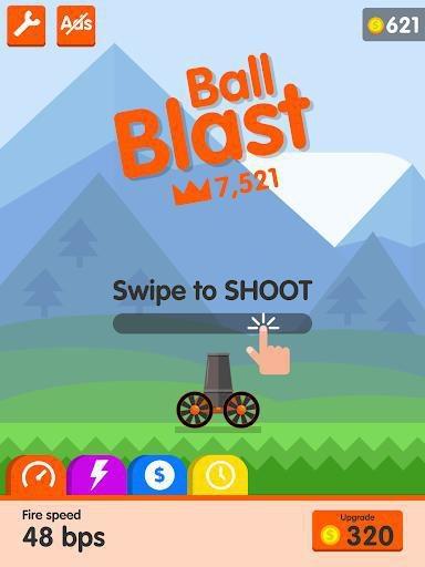 Ball Blast screenshot