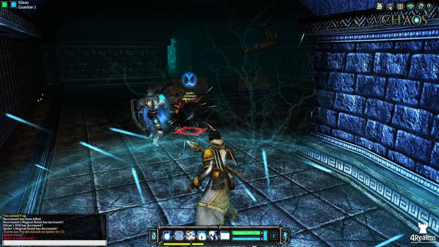 CHAOS - In the Darkness screenshot