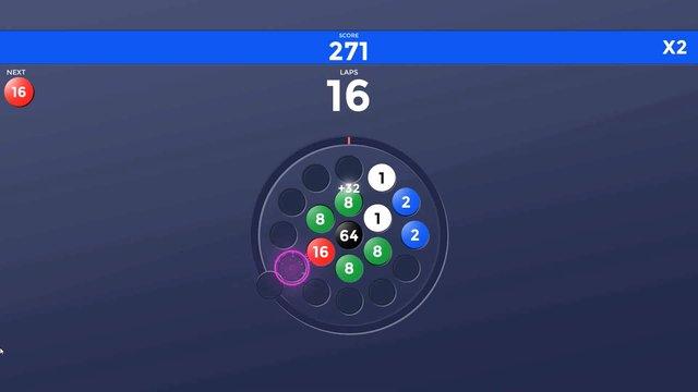 Dialing screenshot