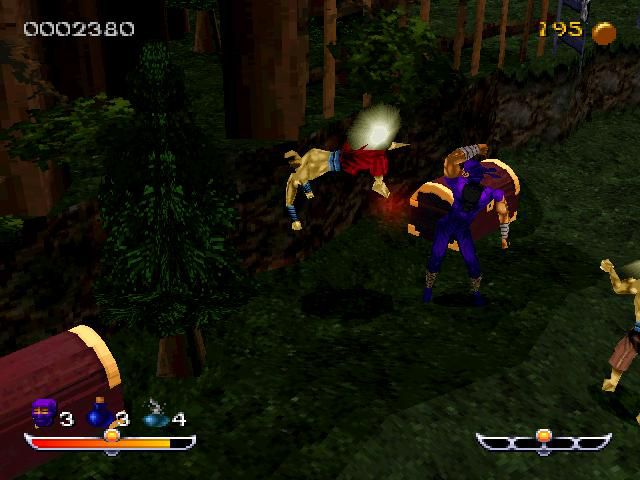 Ninja: Shadow of Darkness screenshot