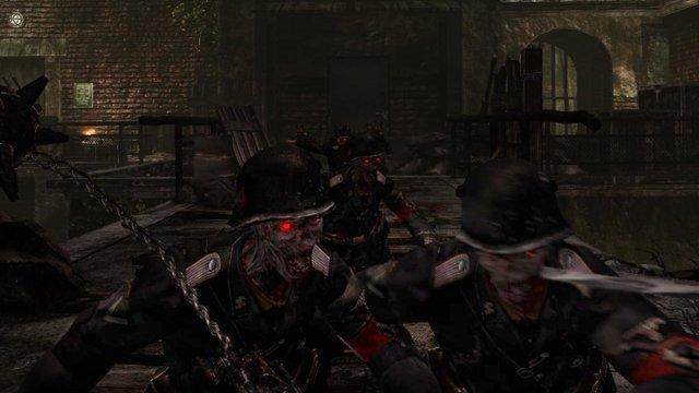"""Painkiller: Hell & Damnation - Operation """"Zombie Bunker"""" screenshot"""