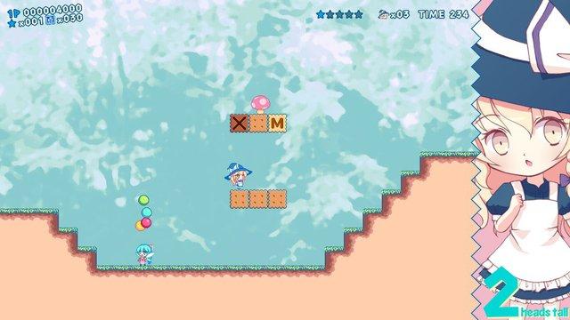 MarisaLand Legacy screenshot