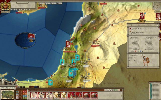Alea Jacta Est screenshot