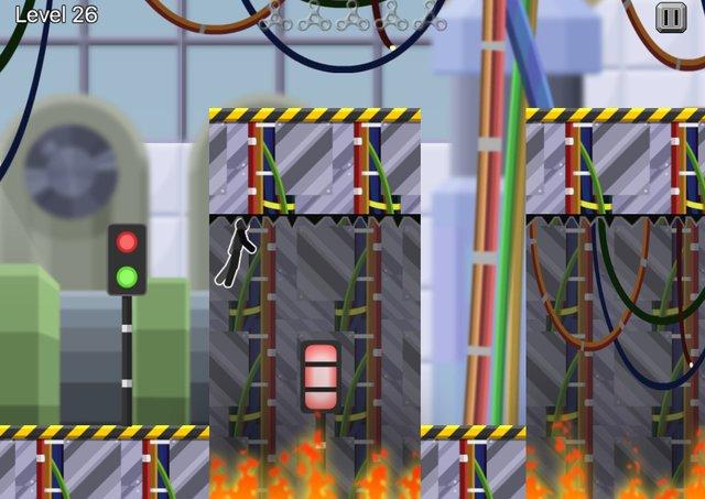 Stickman: Fidget Spinner Rush screenshot