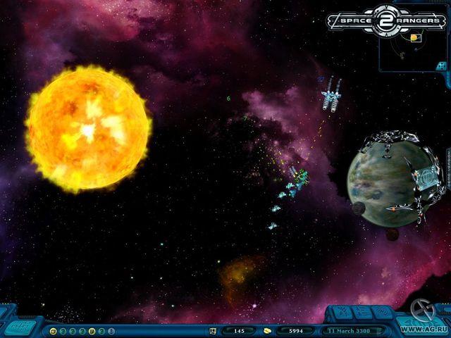 Космические рейнджеры 2: Доминаторы screenshot