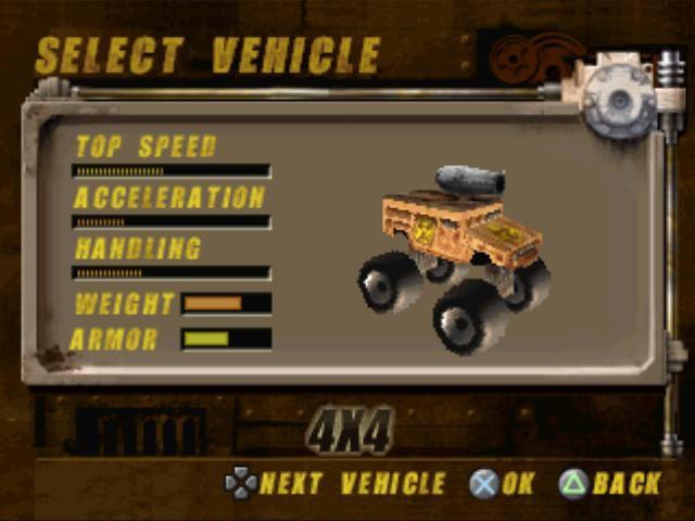 Hot Wheels Extreme Racing screenshot