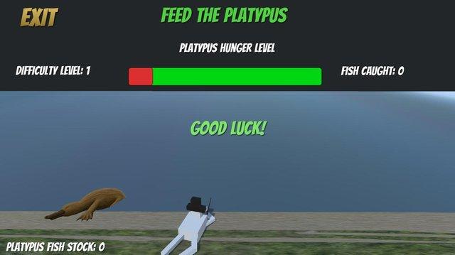 Feed The Platypus screenshot