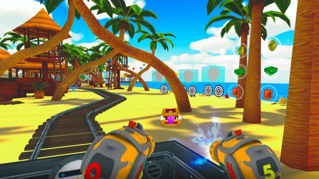 Gus Track Adventures VR screenshot
