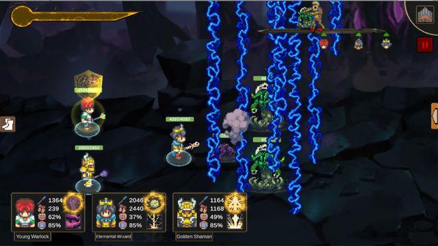 Dragon Cliff 龙崖 screenshot