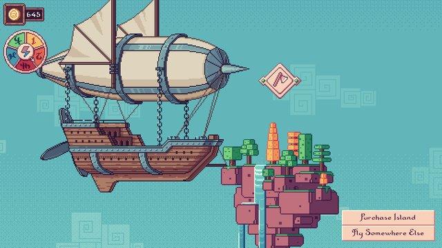 Merchant of the Skies screenshot