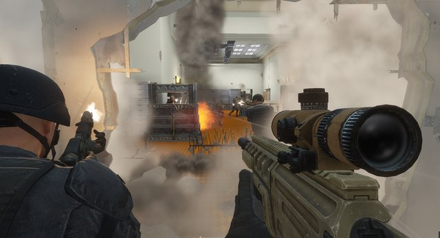 Burstfire screenshot