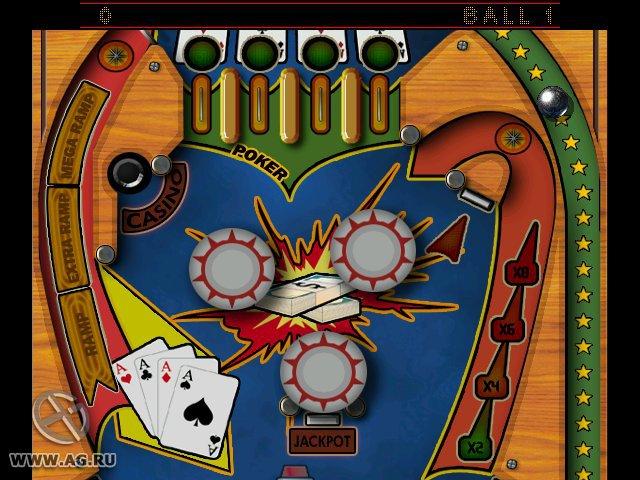 Pinball Master screenshot
