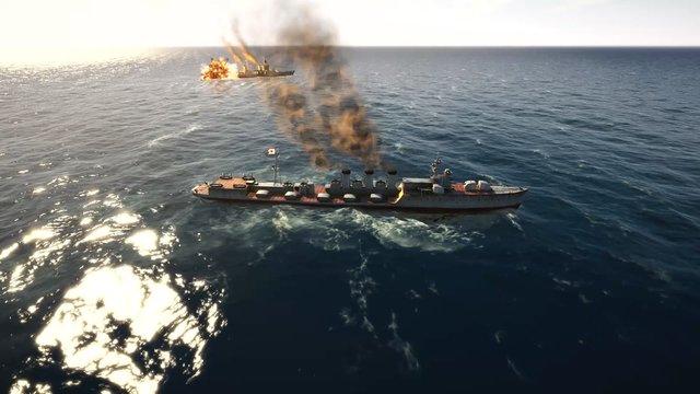 Victory At Sea Pacific screenshot