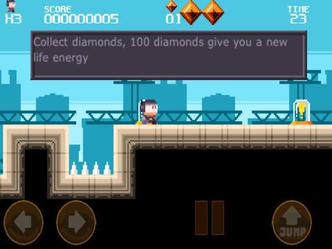Meganoid screenshot