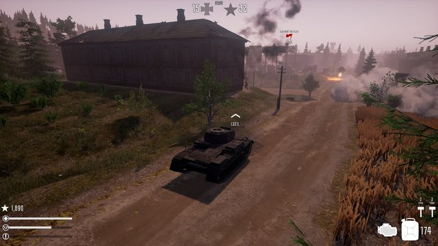 Fog of War screenshot